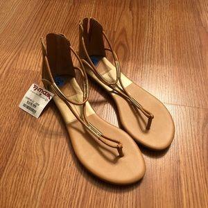 Dolce Vita sandals in tan
